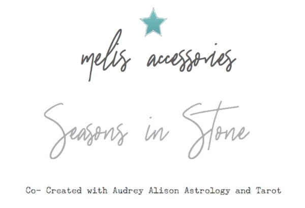 Melis Accessories: Seasons in Stone